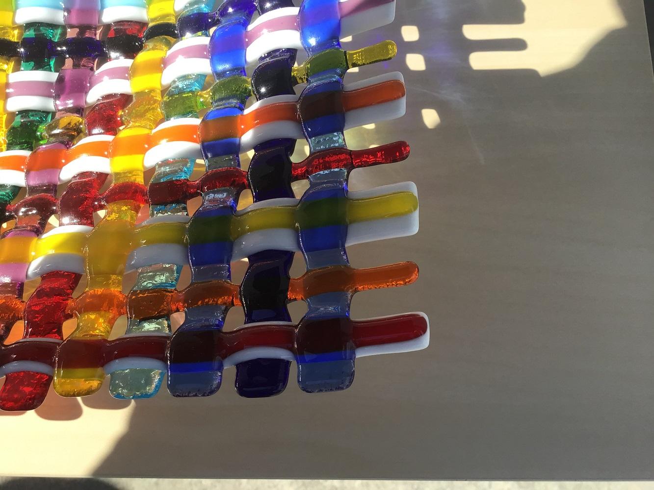 Tecnica Intreccio - Murano Glass Shop - Lavorazione