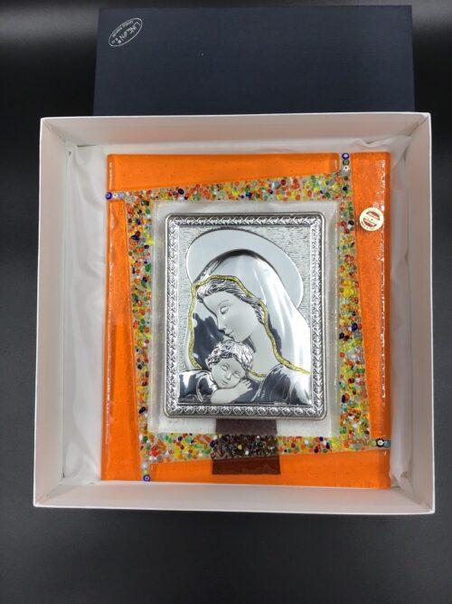 Capoletto in vetro di Murano fatto a mano