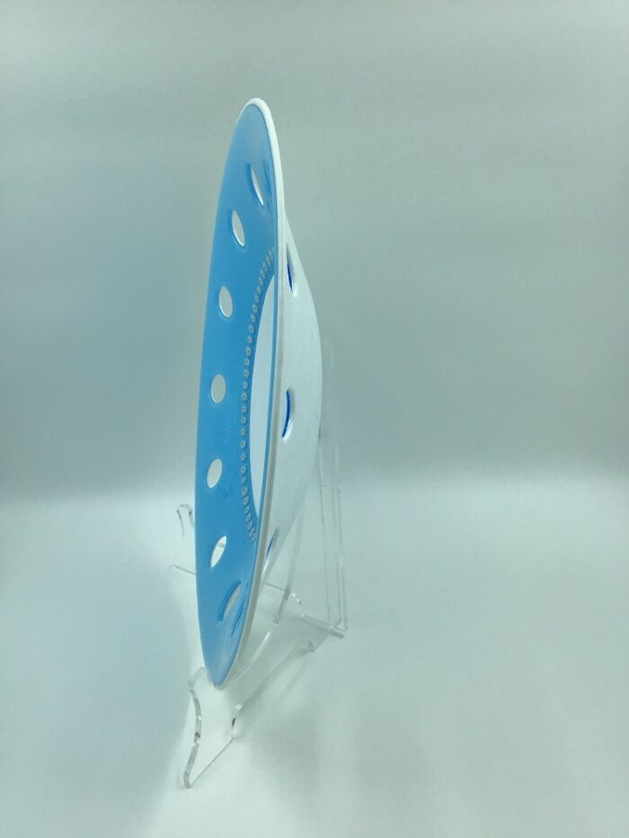Centrotavola in vetro d Murano fatto a mano