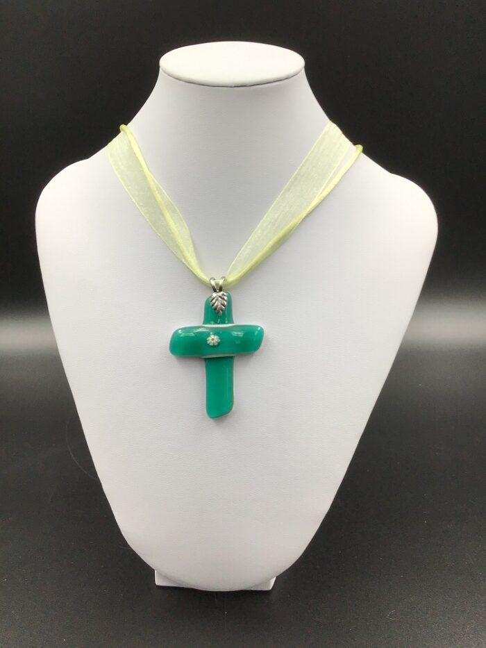 Croce-in-vetro-di-Murano-fatto-a-mano