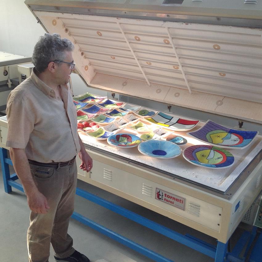 Murano Glass Shop - Chi Siamo Azienda - Lavorazione
