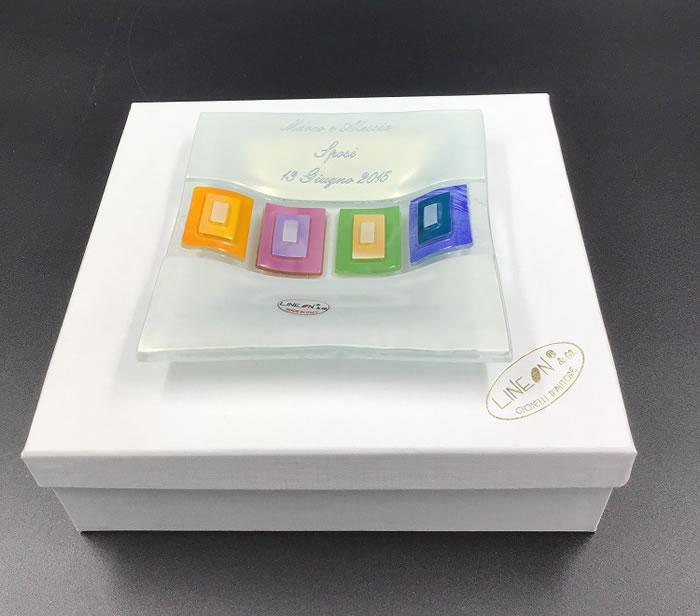 Prodotto in vetro di Murano personalizzato 03 - Murano Glass Shop